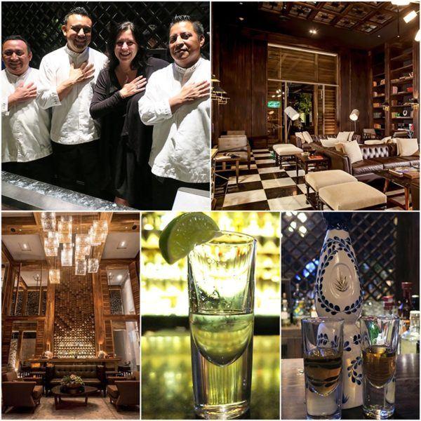 tequila at Nizuc resort best resort in Mexico
