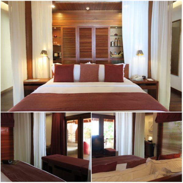 baros maldives hotel slh sovereign luxury holidays bedroom beach pool villa