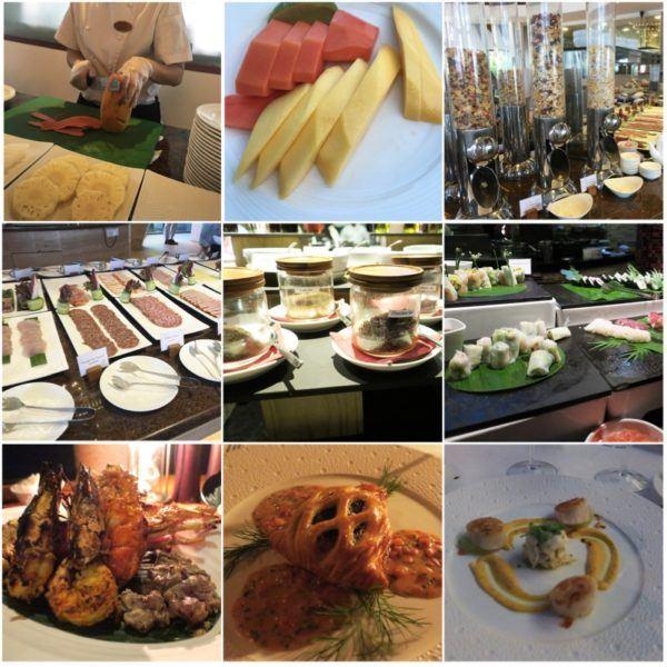 baros maldives hotel slh sovereign luxury holidays breakfast dinner food restaurants