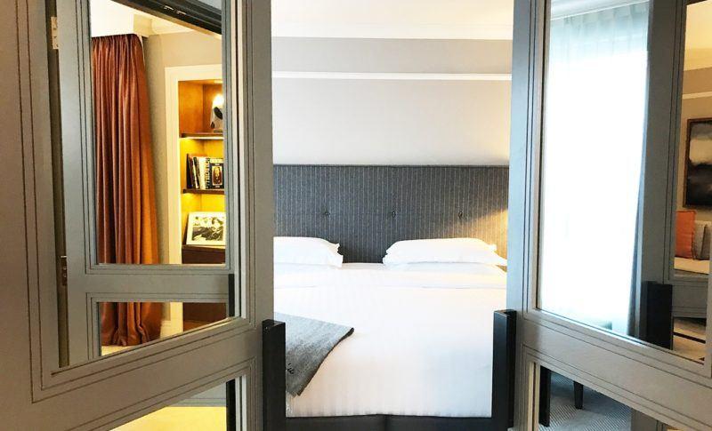 hyatt regency the churchill london luxury hotel cover