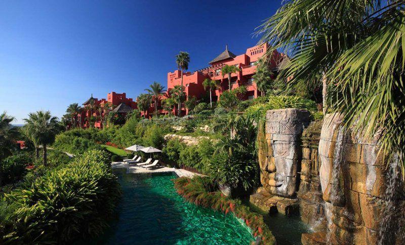 asia gardens luxury hotel spain alicante benidorm sovereign cover