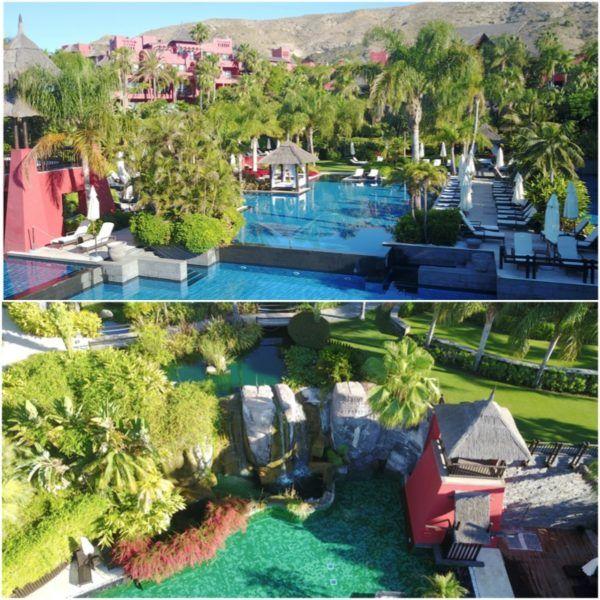 asia gardens luxury hotel spain alicante resort pool