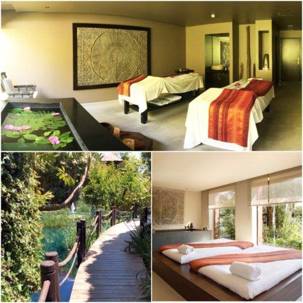 asia gardens luxury hotel spain alicante thai spa massage treatment room