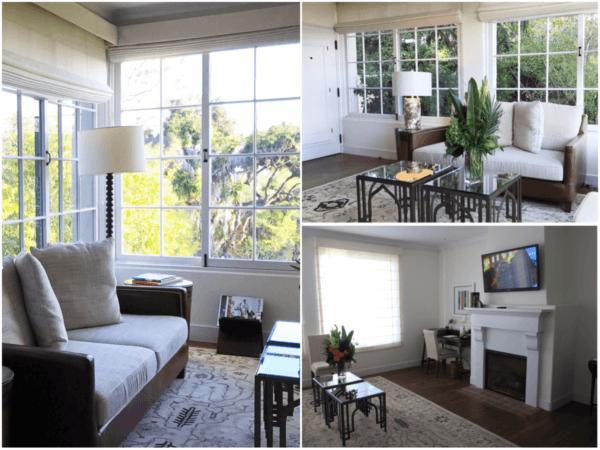 belmond el encanto santa barbara california luxury hotel suite living room 1