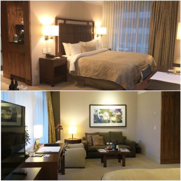 what to see in vancouver canada stopover shangri la luxury hotel downtown king room