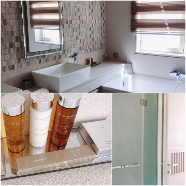 sani dunes luxury beach hotel resort halkidiki greece sovereign luxury travel suite bathroom
