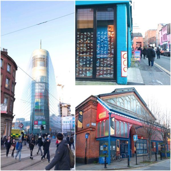 lux stopover in manchester england city sightseeing what to see northern quarter