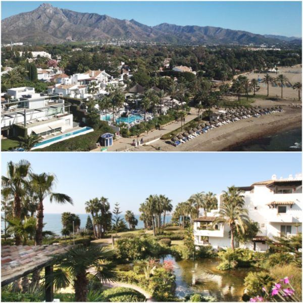 puente romano marbella luxury hotel review leading hotel of the world spain sovereign luxury travel hotel pool garden details