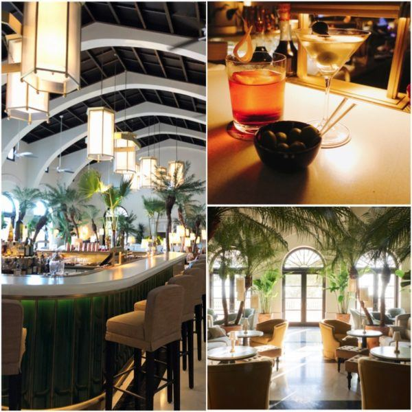 miami florida luxury hotel review four seasons hotel at the surf club surfside champagne bar le sireneuse