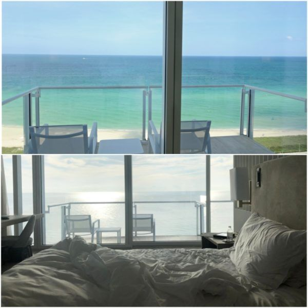 miami florida luxury hotel review four seasons hotel at the surf club surfside oceanfront twin room 6