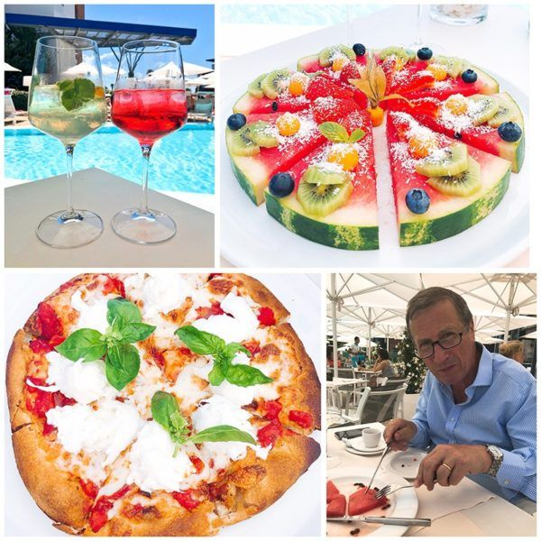 almar jesolo luxury hotel lido jesolo venice italy wellness fruit pizza