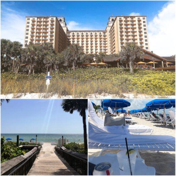 luxury weekend in Naples florida pier luxury hotel ritz carlton vanderbilt beach