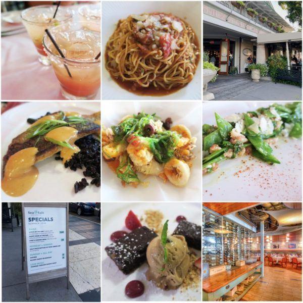 luxury weekend in naples florida downtown dinner seasalt