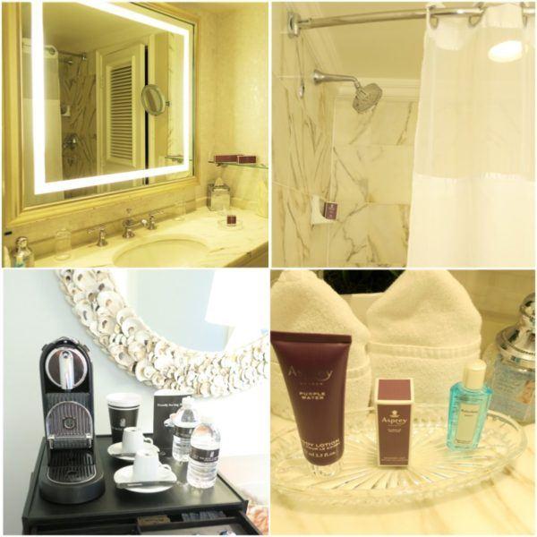 luxury weekend in naples florida ritz carlton beach hotel bathroom
