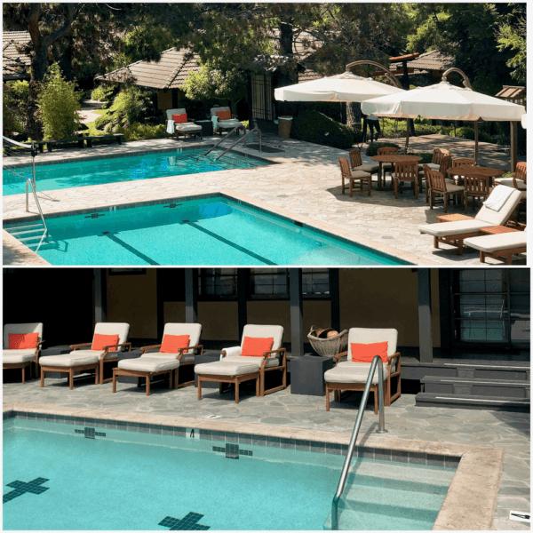 golden door luxury destination spa retreat between san diego and los angeles fitness weight loss wellness mindfullness swimming pool