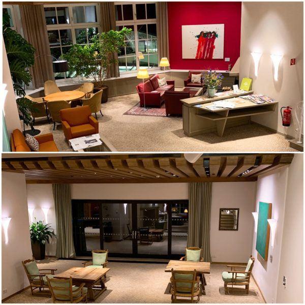 Park Igls detox medical spa austria innsbruck mayr cure diet setting living room