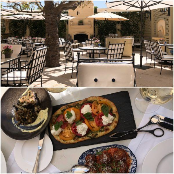 california road trip luxury travel beverly hills lunch at the peninsula