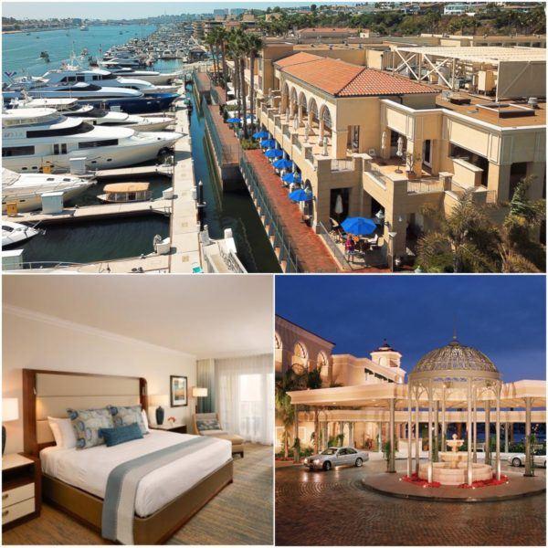 california roadtrip luxury travel newport beach balboa bay resort best waterfront hotel in newport beach
