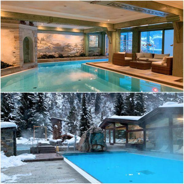 Jagdhof Luxury Ski Hotel Relais Chateau Neustift im Stubaital 30 minutes Stubaier Gletscher ski area innsbruck spa pool indoor outdoor