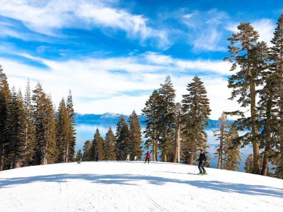 North Lake Tahoe Ski Trip Homewood squaw northstar