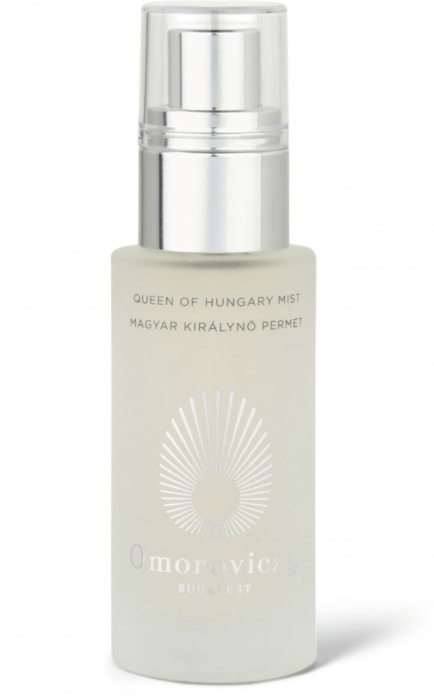 Long haul flight beauty essentials Omorovicza Queen of Hungary Face Mist