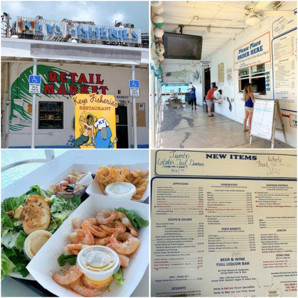 best seafood in marathon key florida keys fisheries crab legs shrimp