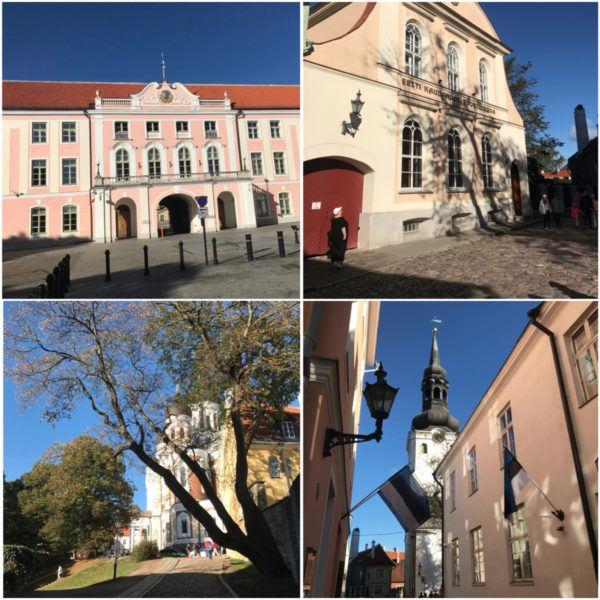 tallinn city break old town