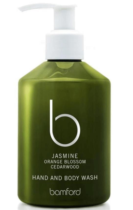 bamford jasmine cedarwood orange blosson hand wash
