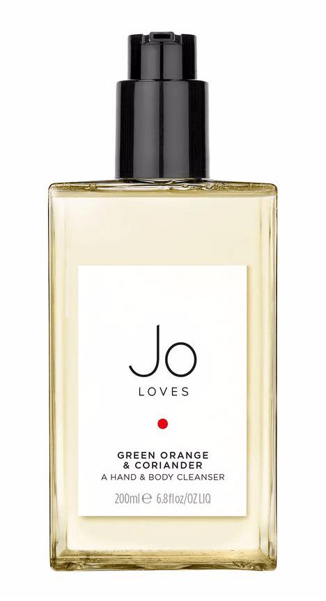 jo malone hand wash jo loves green orange and coriander