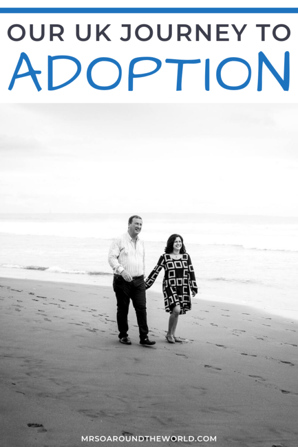 Our UK Journey to Adoption
