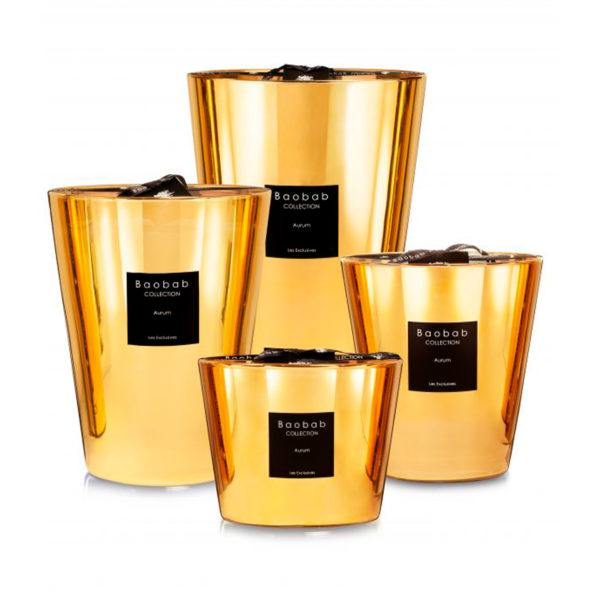 how to care for candles baobad collection aurum gold luxury candles