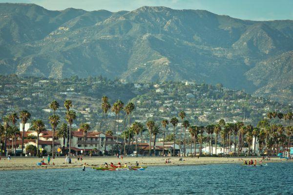 best places in california Santa Barbara