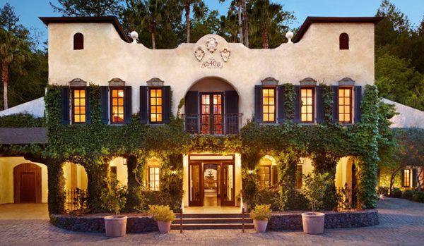 where to stay in sonoma California luxury hotel Kenwood Inn