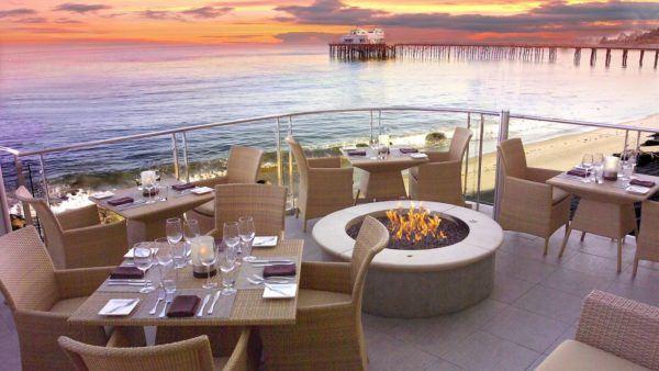 where to stay in malibu beach inn luxury hotel california