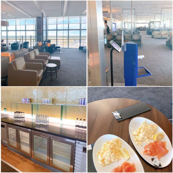 british airways heathrow terminal 5 first lounge july 2020 covid