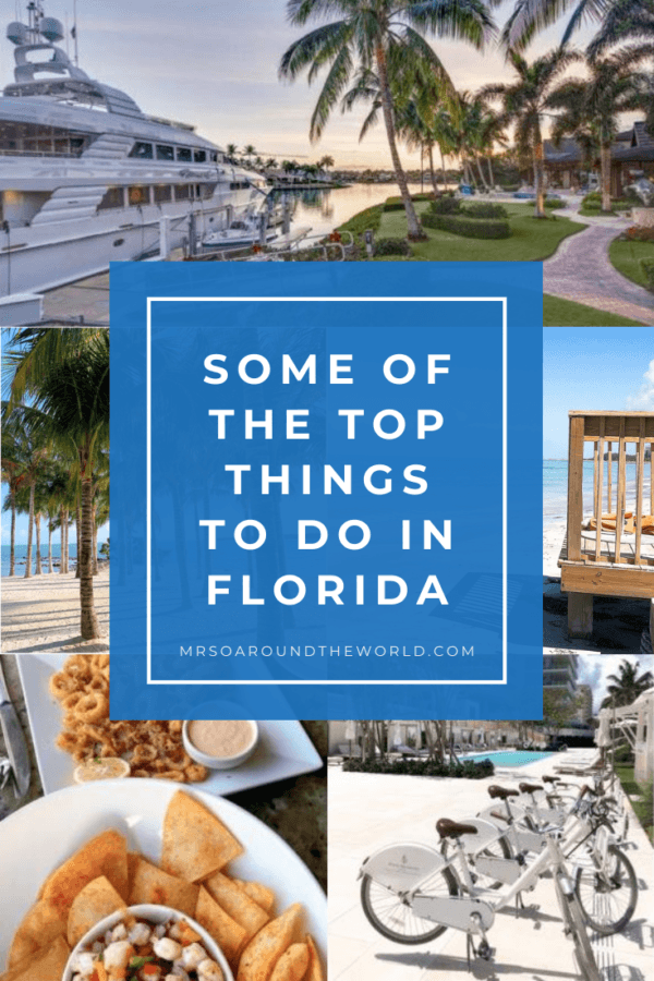 Best Things to Do in Florida