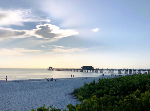 best places in florida naples pier small