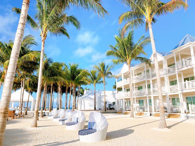 luxury hotel florida keys isla bella