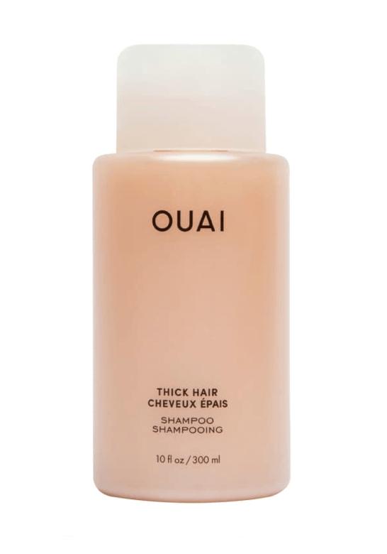 ouai best thick hair shampoo sulphate free