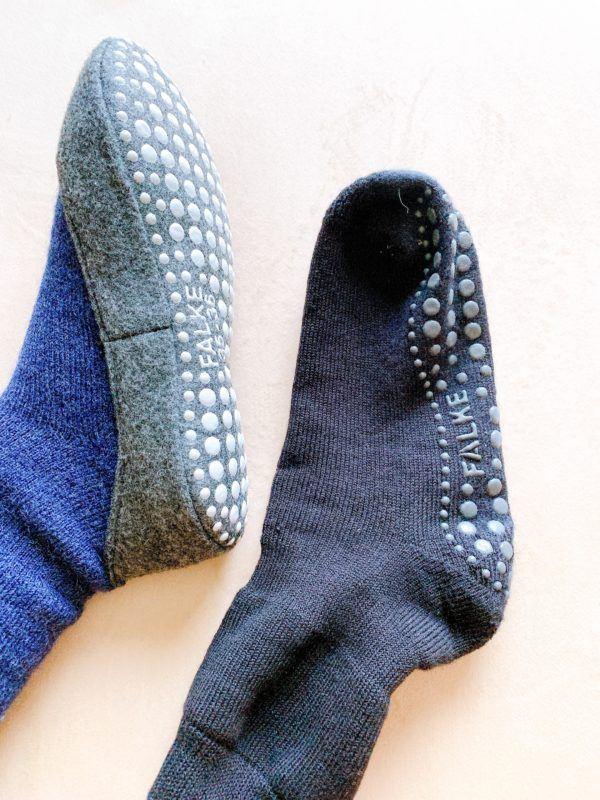 falke home sock pads