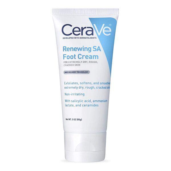 cerave foot cream