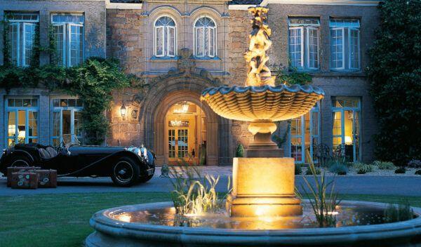 Exterior-Landscape-Longueville manor jersey luxury hotel