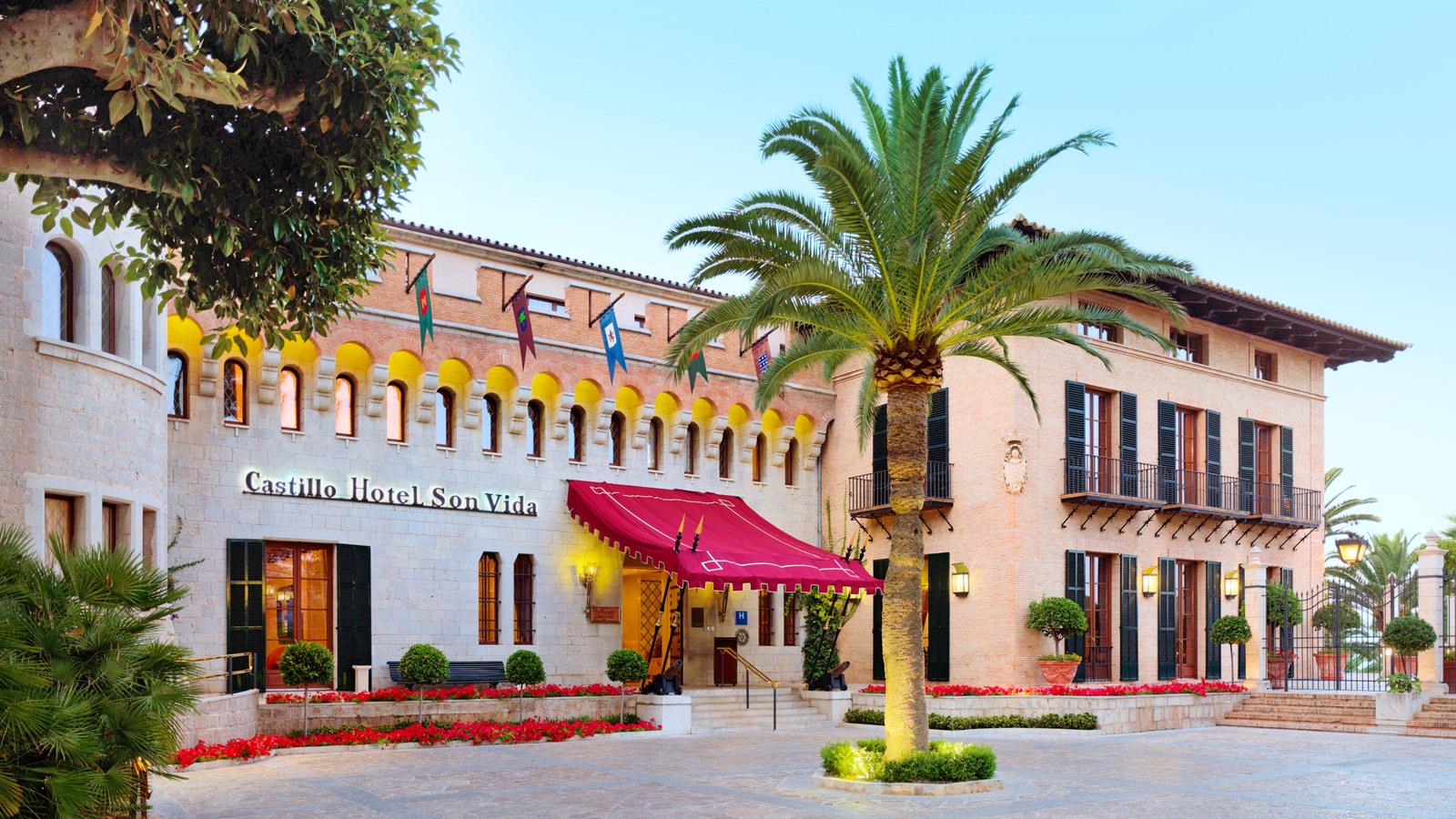 My Hotel Castillo Hotel Son Vida Mallorca Spain