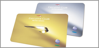 BA Silver and Gold cards