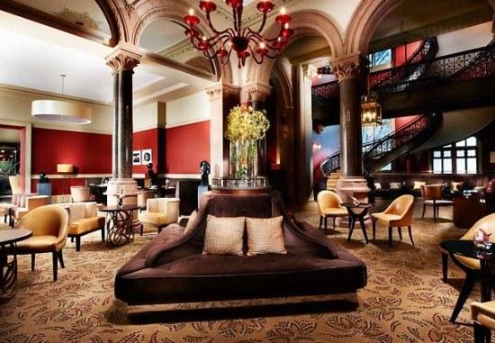 The Chambers Lounge