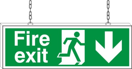 Where does this sign lead to? Find out