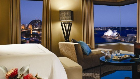 A room with a view? Four Seasons Sydney