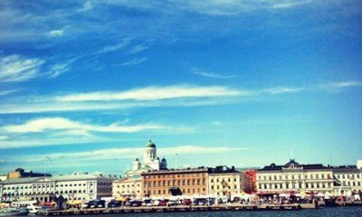Kiitos Helsinki for a fab day. Mrs. O will be back!