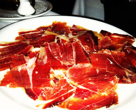 Some ibérico bellota - absolutely the real thing