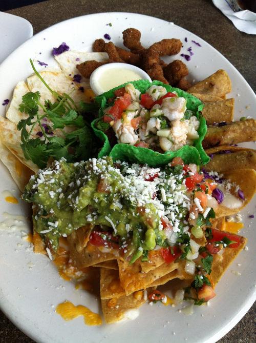 Mexican food - is good. Enchiladas, burritos, tacos.. just send them my way